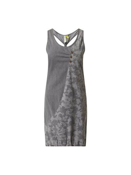 Sukienka rozkloszowana z wiązaniami Alife And Kickin