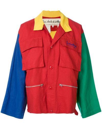 Куртка легкая винтажная Jc De Castelbajac Vintage