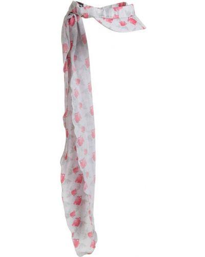 Różowa czapka Emporio Armani