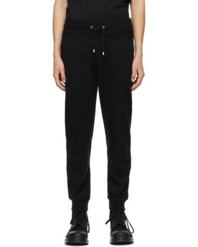 Czarne spodnie Belstaff