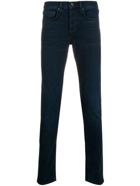 Jeansy z kieszeniami dżinsowa Rag & Bone