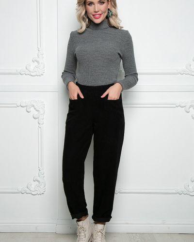 Повседневные брюки вельветовые на резинке Bellovera