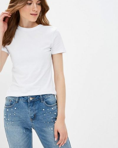 Белая футболка Modis