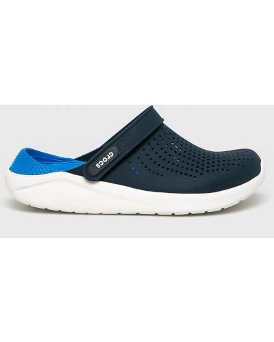 Сабо темно-синий синий Crocs