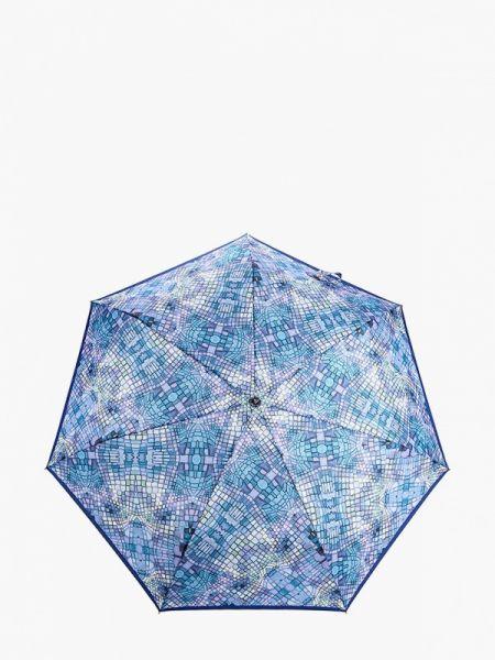Зонт фиолетовый складной Fabretti