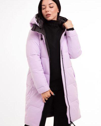 Куртка с капюшоном - фиолетовая Towmy