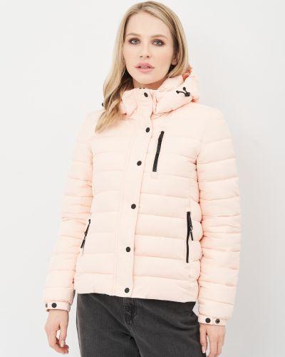 Розовая куртка Superdry