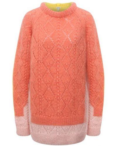 Шерстяной свитер Loewe