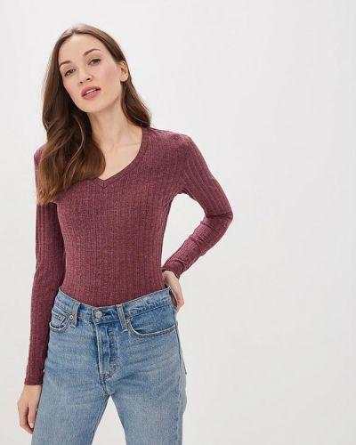 Фиолетовое боди блуза Trendyangel