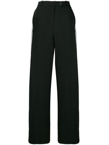 Czarne spodnie z wiskozy Each X Other
