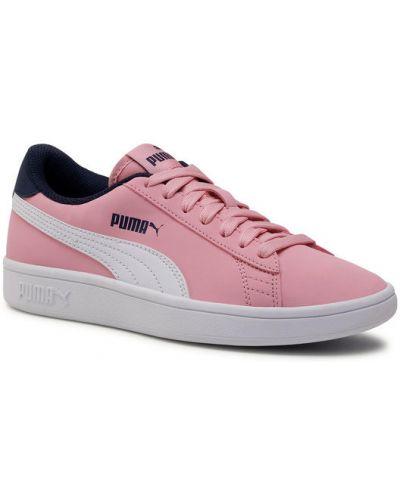 Sneakersy, różowy Puma