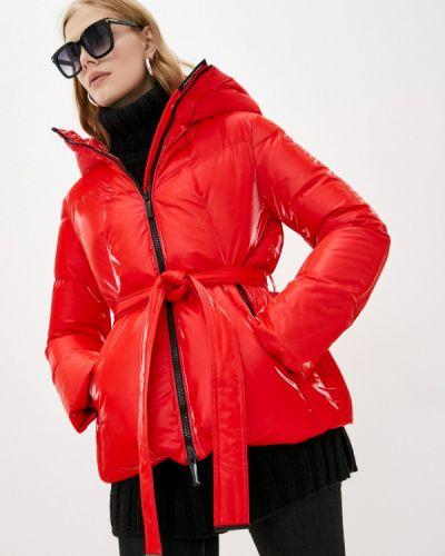 Утепленная куртка - красная Freedomday