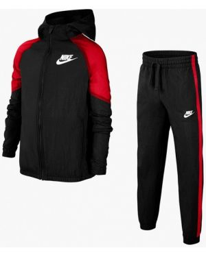 Спортивный костюм черный костюмный Nike