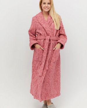 Домашний халат - розовый Прованс