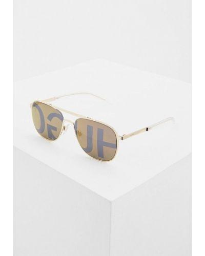 Солнцезащитные очки прямоугольные квадратные Hugo Hugo Boss