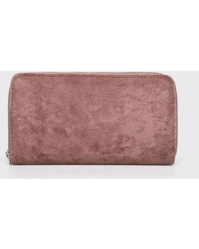 Розовый кошелек на молнии Answear