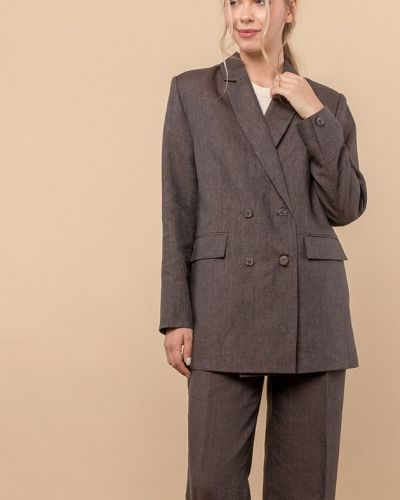 Льняной пиджак Mr520