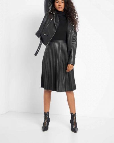 Czarny spódnica midi Orsay