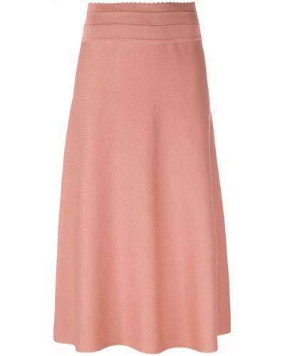 Розовая юбка Molli