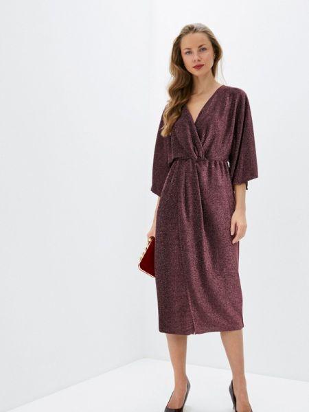 Розовое вечернее платье Sultanna Frantsuzova