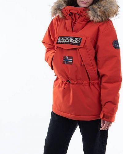 Оранжевая куртка Skidoo Napapijri