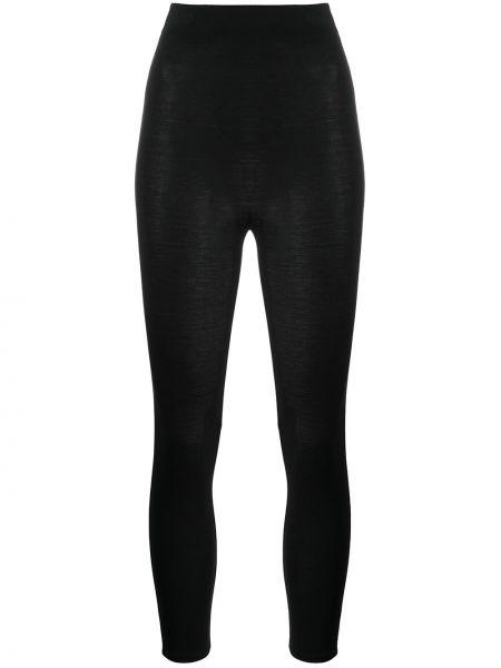 Укороченные брюки с поясом узкого кроя Majestic Filatures
