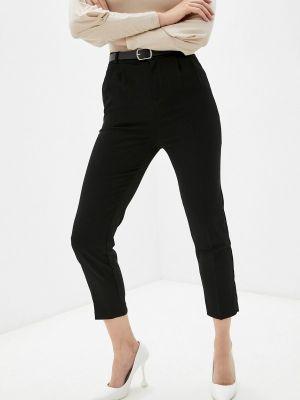 Черные брюки осенние Indiano Natural