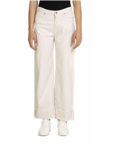 Beżowe spodnie Dixie