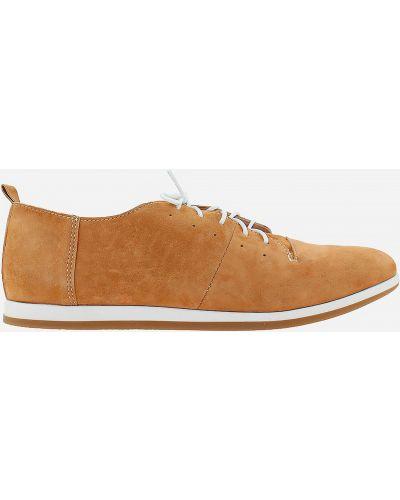 Замшевые туфли Carvallio