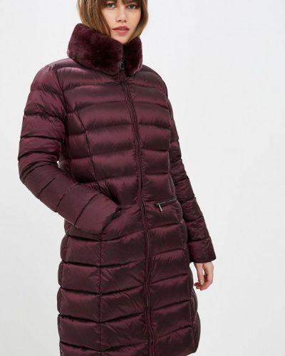 Зимняя куртка осенняя бордовый Conso Wear
