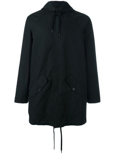 Черная куртка с капюшоном на молнии A Kind Of Guise