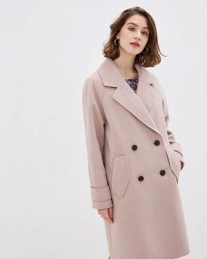 Пальто демисезонное розовое Miss Selfridge