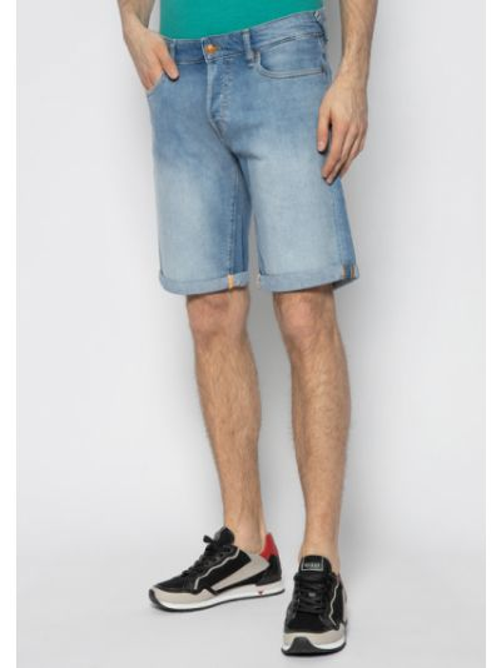 Szorty jeansowe - niebieskie Guess