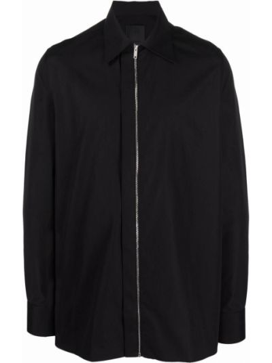 Klasyczna koszula - czarna Givenchy