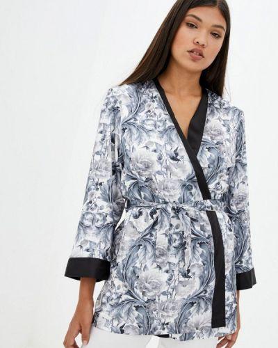 Домашний халат - серый Komilfo