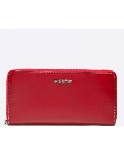 Красный кошелек Vip Collection