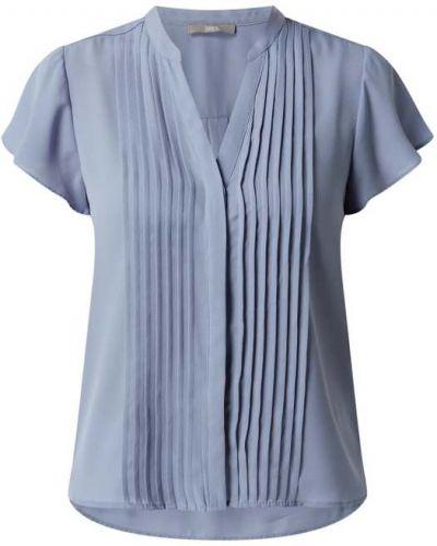 Niebieska bluzka krótki rękaw Jake*s Collection