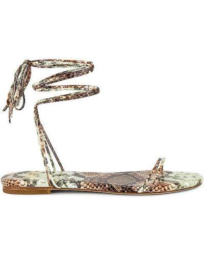 Włoskie sandały Lpa