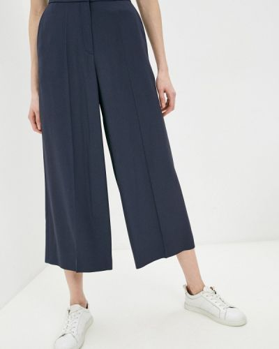 Повседневные синие брюки Hugo