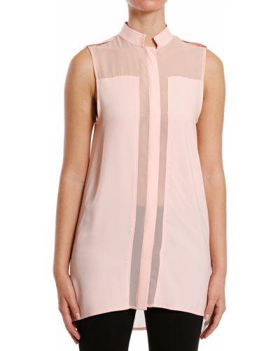 Блузка розовая Karl Lagerfeld