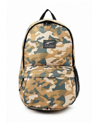 Оранжевый рюкзак Puma