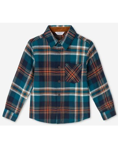 Джинсовая рубашка Gloria Jeans