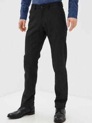 Классические брюки - серые Galvanni