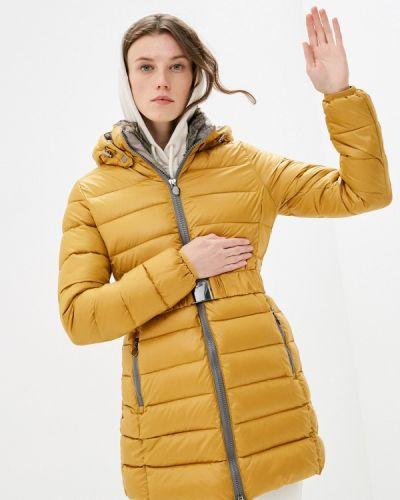 Теплая желтая куртка Z-design