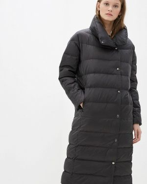 Зимняя куртка черная осенняя Tom Tailor