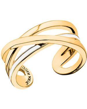 Кольцо из золота позолоченный Nina Ricci