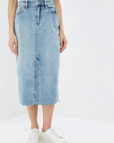 e7bad10222c Купить джинсовые юбки Free People (Фри Пипл) в интернет-магазине ...