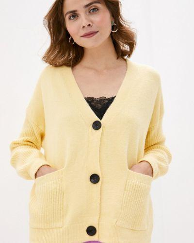 Желтый кардиган Trendyangel
