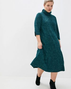 Платье платье-свитер осеннее Артесса