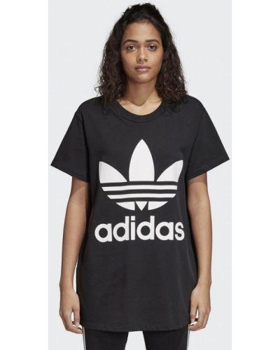 Черная футболка 2019 Adidas Originals
